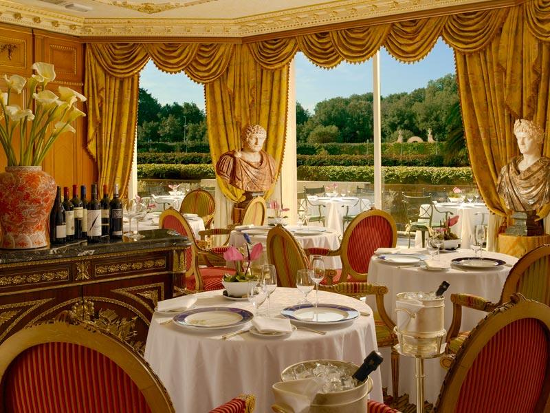 Pauline Borghese Restaurant Rome Menu