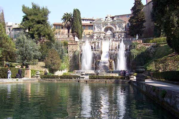 Villa d 39 este rome h tel splendide royal rome for Jardin villa d este