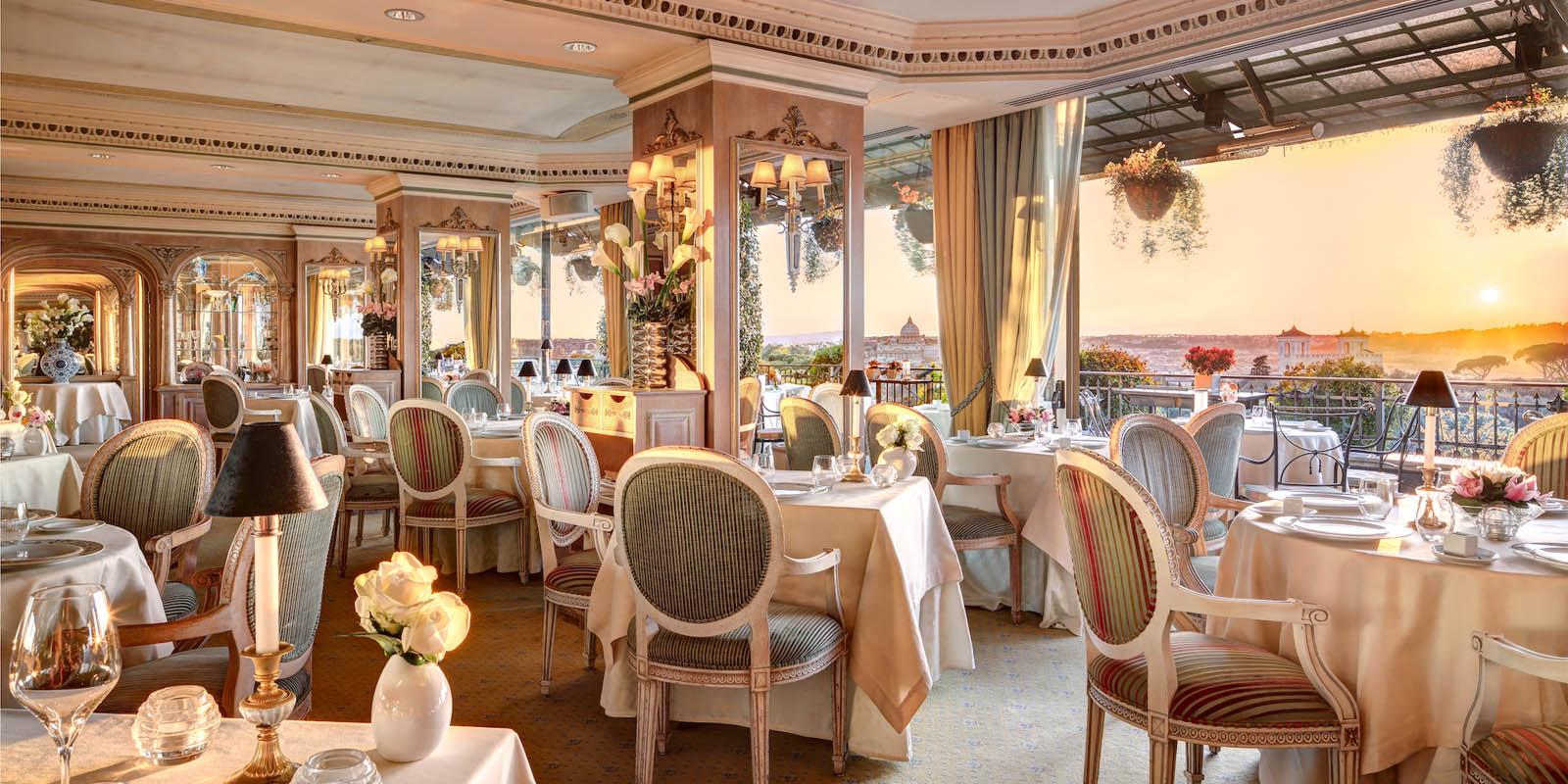 Mirabelle Splendide Restaurant Menu