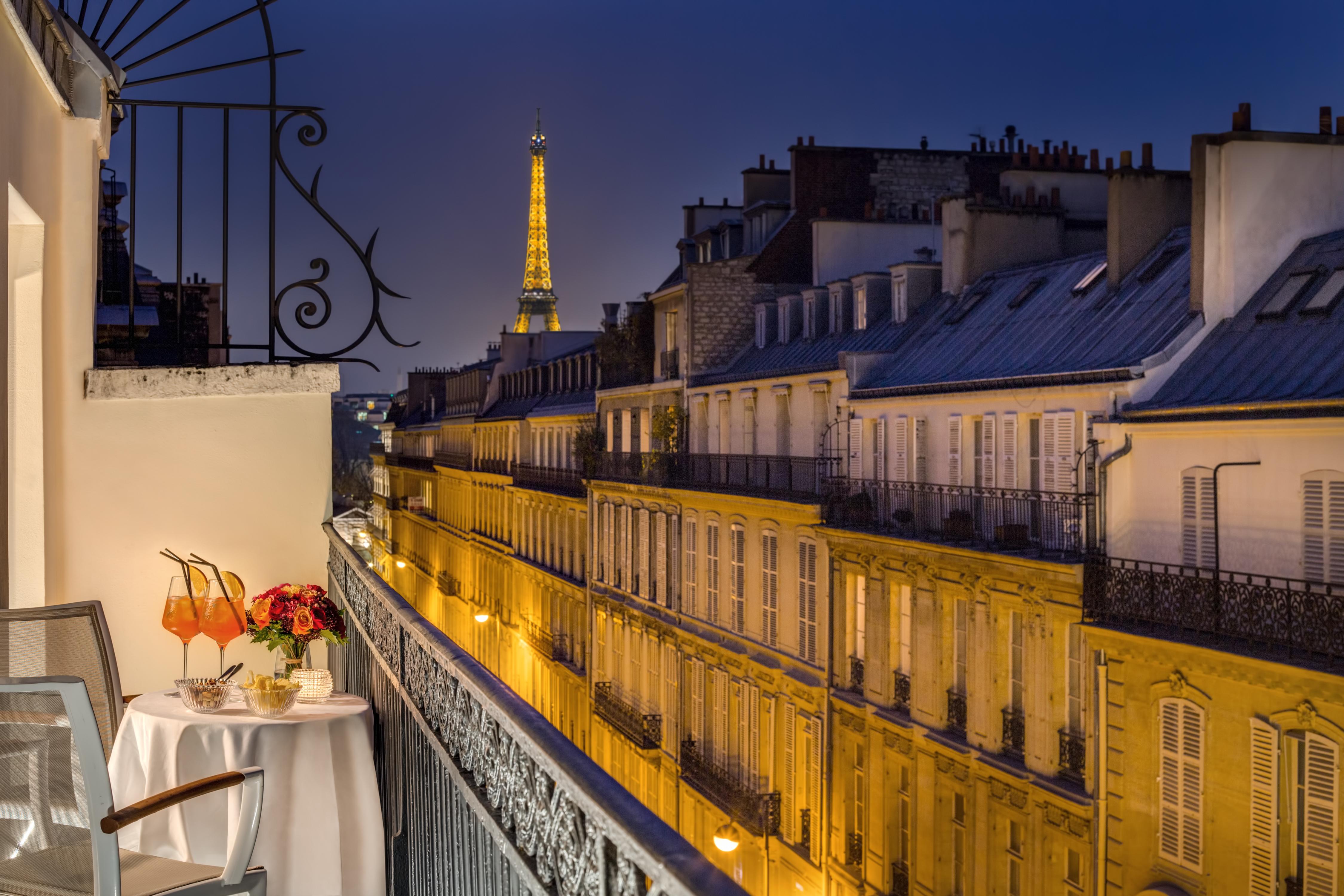 Hotel Villa La Parisienne Parigi partners - hotel splendide royal paris