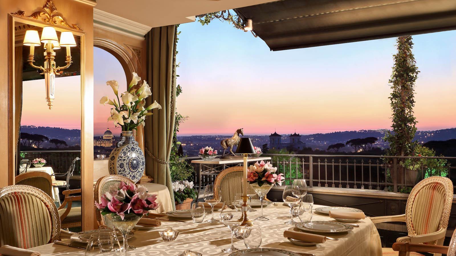 Risultati immagini per mirabelle hotel roma